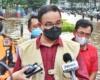 Tangani Banjir Jakarta, Anies: Satu Hari Kering
