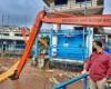 Banjir di Sudirman, Anies: Kali Krukut Melintasi Jalan
