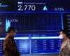 Bank BSI Masuk 10 Besar Emiten Berkapitalisasi Pasar Terbesar