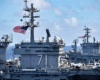 AS Kembali Kirimkan Kapal Perang ke LCS