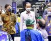 Jokowi Tinjau Vaksinasi Massal Bagi Wartawan