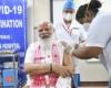 PM India Gunakan Vaksin Covid-19 Buatan Dalam Negeri