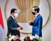 Jokowi dan PM Kamboja Bicarakan Investasi di KTT ASEAN