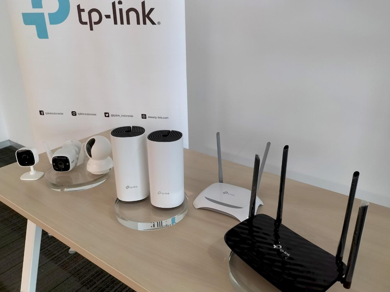 Hadirkan Internet Cepat TP-Link Gaet MyRepublic Hadirkan Teknologi Magic Wifi