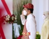 Peringati HUT RI, Jokowi: Saatnya Semua Bergandeng Tangan