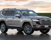Toyota Land Cruiser 300 Dibanderol Hingga Rp1,046 Miliar OTR