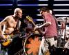 Red Hot Chili Peppers Siap Tur Tahun Depan Bareng John Frusciante